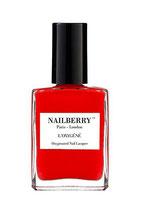 Nailberry Nagellack - CHERRY CHÉRIE 15 ml