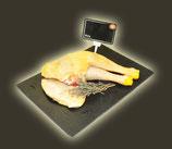 Cuisse de poulet des Landes Label Rouge (Entre 200 et 400 Gr)