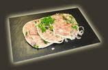 Tranche de museau en salade