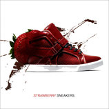 STRAWBERRY SNEAKERS