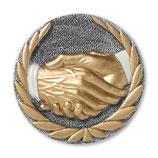 Emblem Hände 3D Resin 70mm