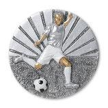 Emblem Fußball 3D Resin 70mm