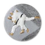 Emblem Judo 3D Resin 70mm