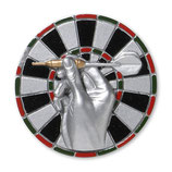 Emblem Dart  3D Resin 70mm