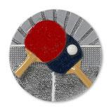 Emblem Tischtennis 3D Resin 70mm