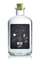 Muh Gin, Schweizer Gin mit Bio-Milch