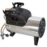 Automatik Gas - Heizgebläse Edelstahl GP 30 A C
