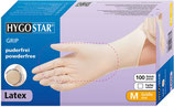 "Latex - Handschuhe  "" Grip """