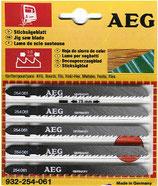 AEG Stichsägeblätter VE 5 Stück
