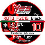 Roto F2015 10 Black (10 gr)