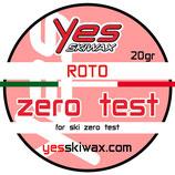 Roto Zero Test (20 gr)