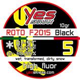 Roto F2015 5 Black (10 gr)
