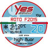 Roto F2015 20 (10 gr)