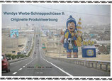 Wendys Werbe-Schnappschüsse II Produkte