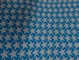 Kelly-Prints, Sterne, Blau, Swafing
