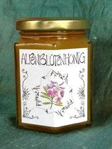 Alpenblütenhonig bio