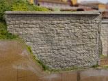 Mauerform H0 Bruchstein, detailiert