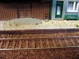 Bohlenbahnsteig