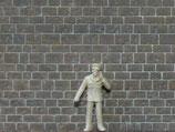 Mauerform H0, Werkstein