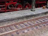 Bahnsteigkante, einfach