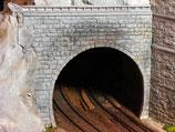 Tunnelportal, zweigleisig