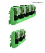 Verteilerklemme LOX403+  LOX803+ für Loxone