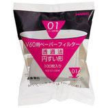 Hario Filterpapier V60-01