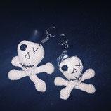 Schlüsselanhänger Skulls