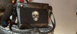 Handtasche mit Skull 3D