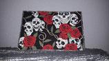 Mousepad skulls rosen