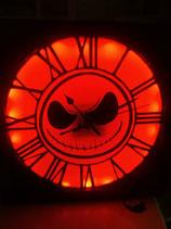 Beleuchtete Uhr