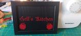 Türschild Hells Kitchen
