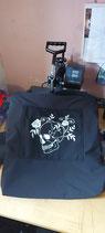 Tasche Skull mit Rose