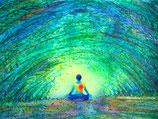 Ausbildung zur spirituellen Lehrerin  -  ein Ausbildungsmonat