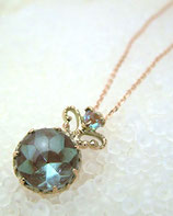 [Sold Out]三角爪サフィレットネックレス Necklace-NO51