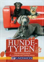 """""""Hundetypen - Charakterunterschiede für Erziehung und Training nutzen"""",  128 Seiten"""