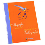 Cahier d'initiation calligraphie - Brause