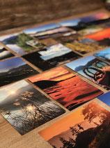 SCHLIERSEE MOOD CARDS - Set