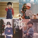 """3""""THREE"""""""