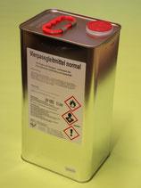 Vierpass - Gleitmittel normal
