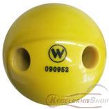 WINNER Lochkugel 160 mm Gelb