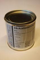 Kunststoff Ausbesserung Komponente B schwarz