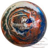 WINNER Vollkugel 160 mm in TRICOLOR Blau/Weiß/Orange