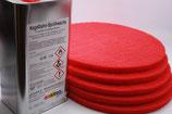 BAHNPFLEGE-SET  für  Kugellaufflächen aus Epoxidharz bzw. Plattenwerkstoffen