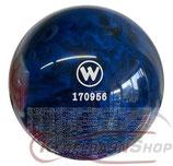 WINNER Vollkugel 160 mm in blau/schwarz (marmoriert)