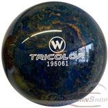 WINNER Vollkugel 160 mm in TRICOLOR Blau/Schwarz/Gold