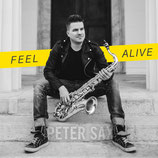 NEW CD: Album FEEL ALIVE