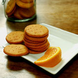 BISCUIT HYPOCALORIQUE ORANGE