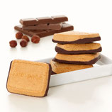 BISCUIT NOISETTE CHOCOLAT