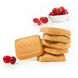 Biscuit croquant saveur Cranberry